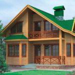 Будівництво будинку з бруса