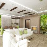 Дизайн квартири в стилі еко
