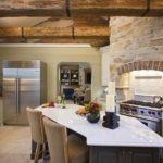 Як оживити кухню з каменю