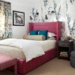 30 варіантів оформлення спальні в 18 кв. м