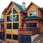 Будинки з деревини та їх будівництво