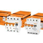 Автоматичні вимикачі диференціального струму