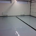 Наливна підлога в гаражі
