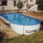 Чи потрібен басейн на дачі?