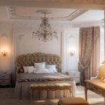Бежева спальня – завжди актуальна класика!