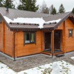Будинок з профільованого бруса та особливості його зведення