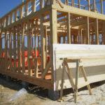 Будуємо каркасний будинок своїми руками: фундамент і каркас