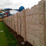 Як слід заливати фундамент під паркан