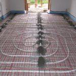Конструкція теплої водяної підлоги по дерев'яним лагам