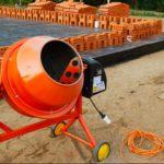 Вибір бетономішалки для власного будівництва