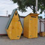 Вибір основи та фундаменту для дачного туалету