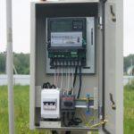 Однолінійна схема електропостачання приватного будинку