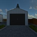 Як утеплити стіни в гаражі