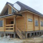 Вибір фундаменту під дерев'яний будинок