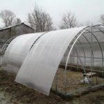 Будівництво фундаменту для теплиці з полікарбонату