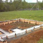 Будівництво будинку з фундаментом на глині