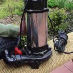 Як вибрати фекальний насос для відкачування каналізації