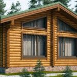 Який вибрати фундамент під дерев'яний будинок