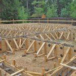 Деякі особливості будівництва дерев'яної опалубки