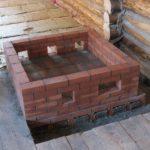 Без фундаменту нікуди: будуємо основу під піч