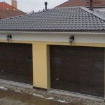 Які ворота для гаража краще вибрати