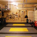 Внутрішнє облаштування гаража своїми руками
