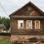 Як відремонтувати фундамент дерев'яного будинку