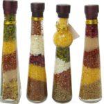 Як зробити декоративні пляшки для кухні?