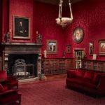 Бордовий колір в інтер'єрі — уособлення зрілості і успіху