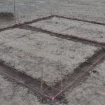 Як зробити фундамент для сараю