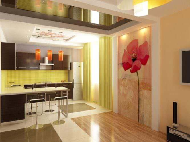 43 идеи дизайна однокомнатной квартиры 18 кв. м