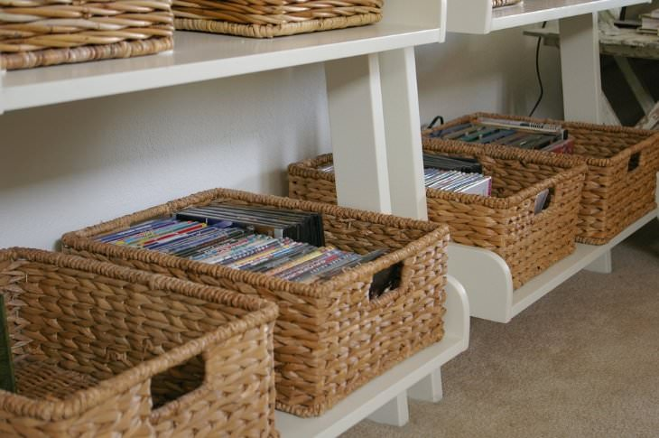 5 лайфхаков для идеального порядка в доме: храним вещи правильно