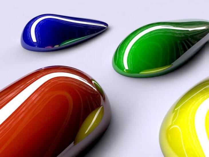 Алкидная эмаль: особенности, разновидности и область использования материала