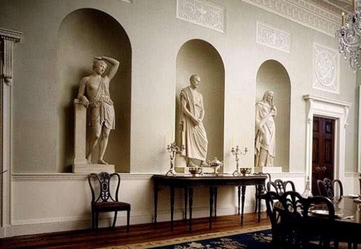 Античный стиль: история, особенности, правила оформления