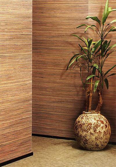 Бамбуковые обои в интерьере: 50 фото примеров, преимущества, уход