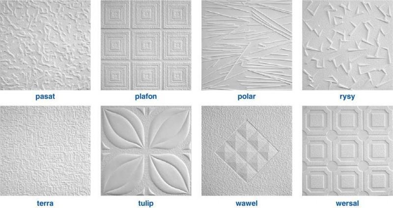 Бесшовная потолочная плитка: выгоды и особенности