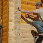 Чим пофарбувати дерев'яний будинок зовні: привабливість і захист своїми руками