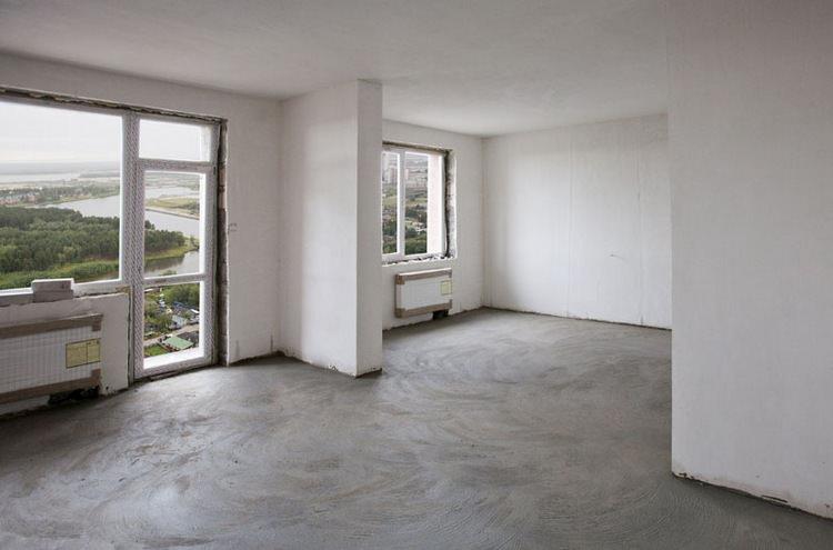 Что относится к чистовой отделке квартиры в новостройке
