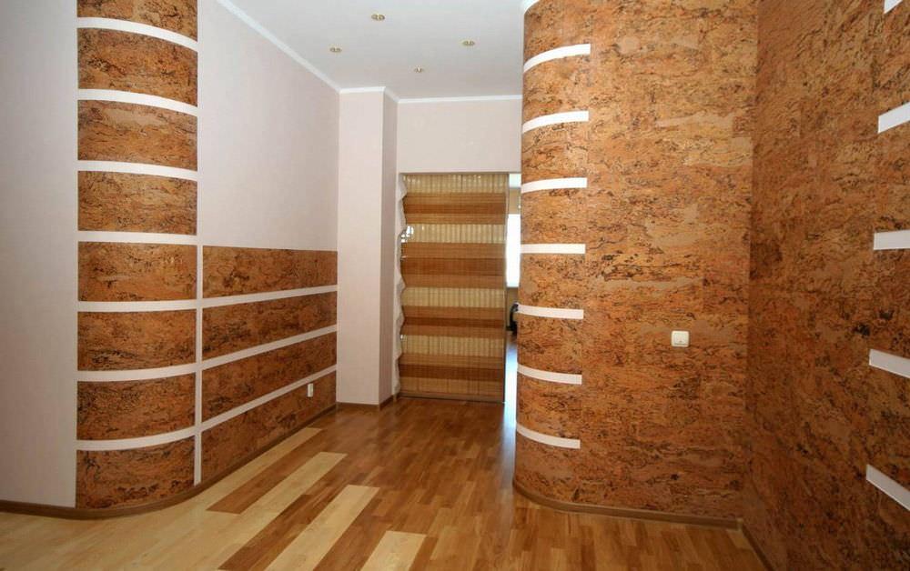Что такое деревянные обои?