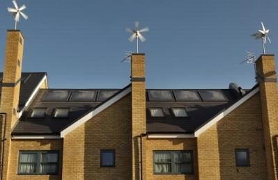 Что такое ветряная электростанция для дома