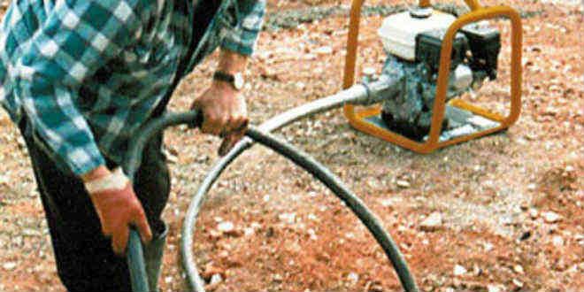 Делаем простой вибратор для бетона из подручных инструментов своими руками