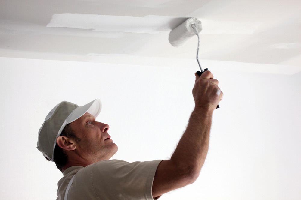 Делимся идеями: в какой цвет покрасить ваш потолок?