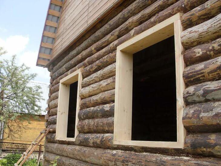 Деревянное окно своими руками и пошаговая инструкция для чайников
