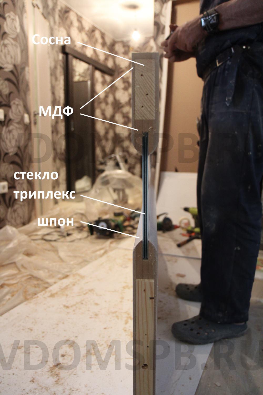 Двери из МДФ: что это такое