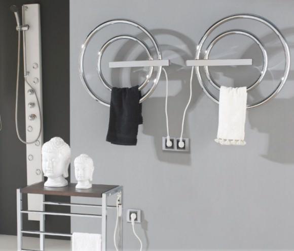 Электрический и водяной полотенцесушители — их преимущества и разница между ними.