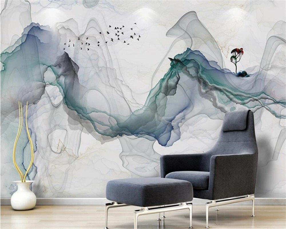 Фрески для оформления интерьера: