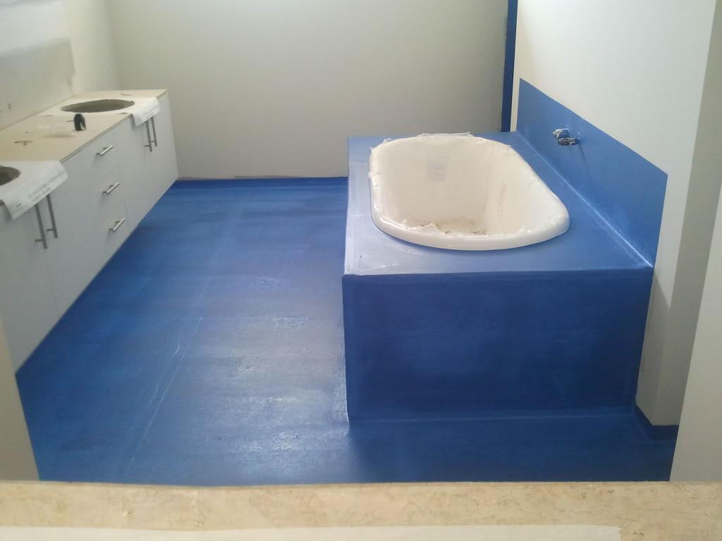 Гидроизоляция пола в ванной. Что это такое и где она необходима?