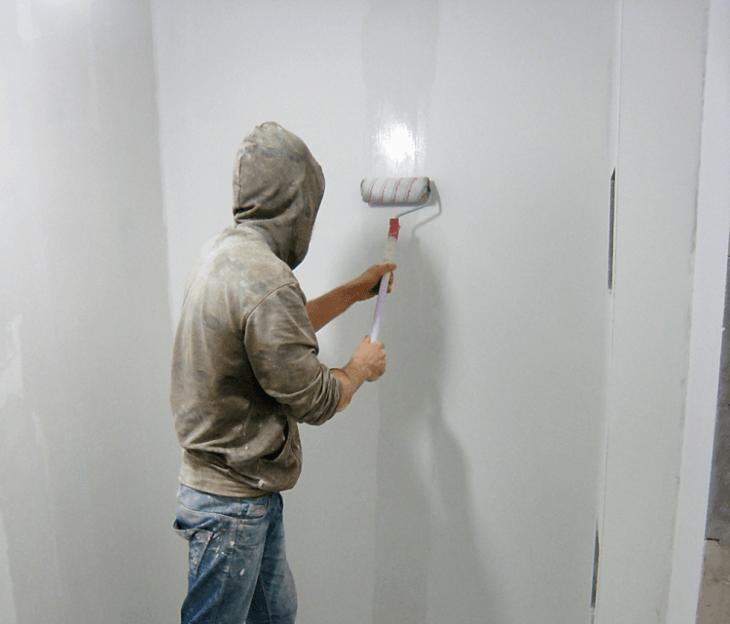 Грунтовка по старой масляной краске своими руками