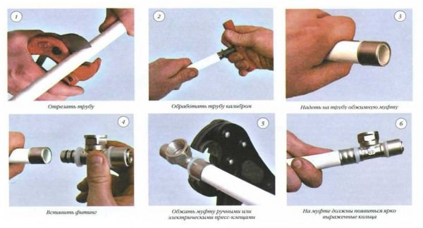 Характеристики металлопластиковых труб для монтажа системы отопления, достоинства и недостатки