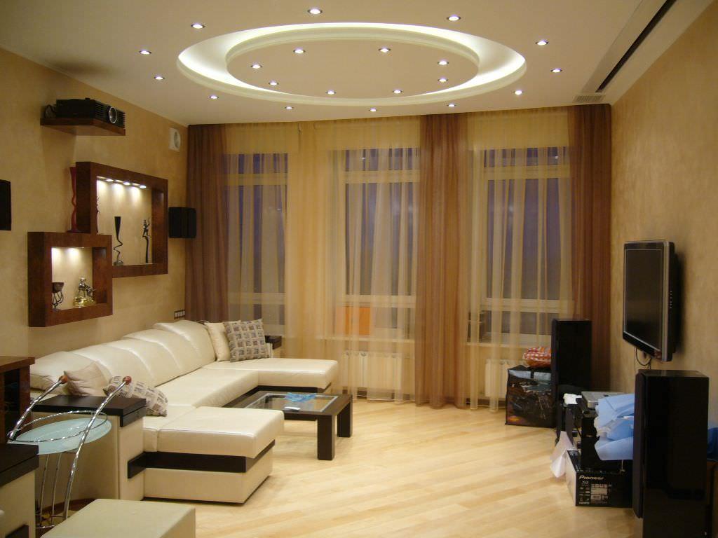 Идеи для ремонта зала